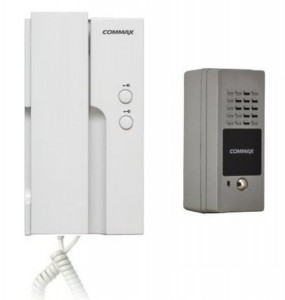 Domofon Commax DP-2HPR DR-2PN natynkowy